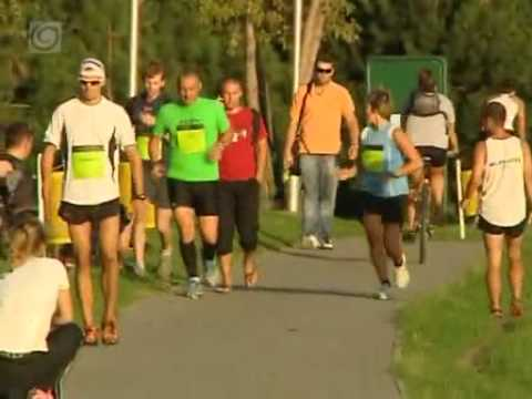 Nike Team Run - Šport na TV JOJ 25.8.2010