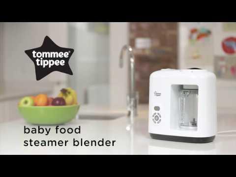 Tommee Tippee Steamer Blender Ocado