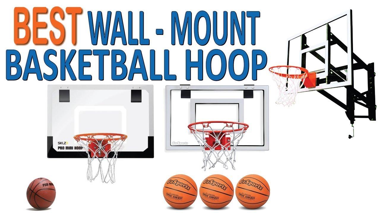 Top 7 Best Wall Mount Basketball Hoop In 2018