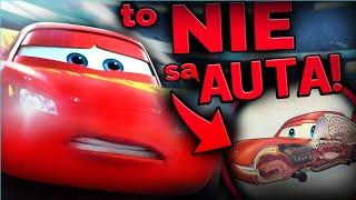 Auta w Autach.. TO NIE AUTA! Auta Szokująca Teoria