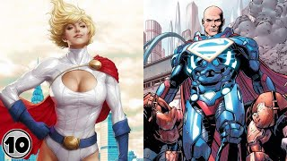 Top 10 Most Powerful Superman Family Members