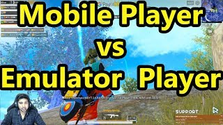 Mobile Player Cluch the Emulator  Player | Vera level END | Team #MFYT