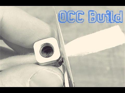 Kanger Subtank OCC Build