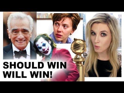 Golden Globes 2020 Nominations & Predictions