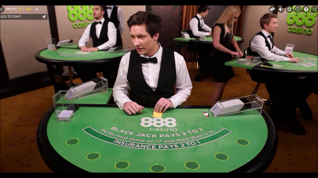 Blackjack Dealer Training