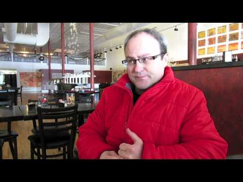 Edgar of Harvest Brazilian Grill on Global Cowboy Culture