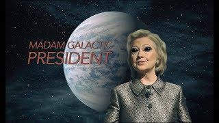 Hillary: President of Earth 2