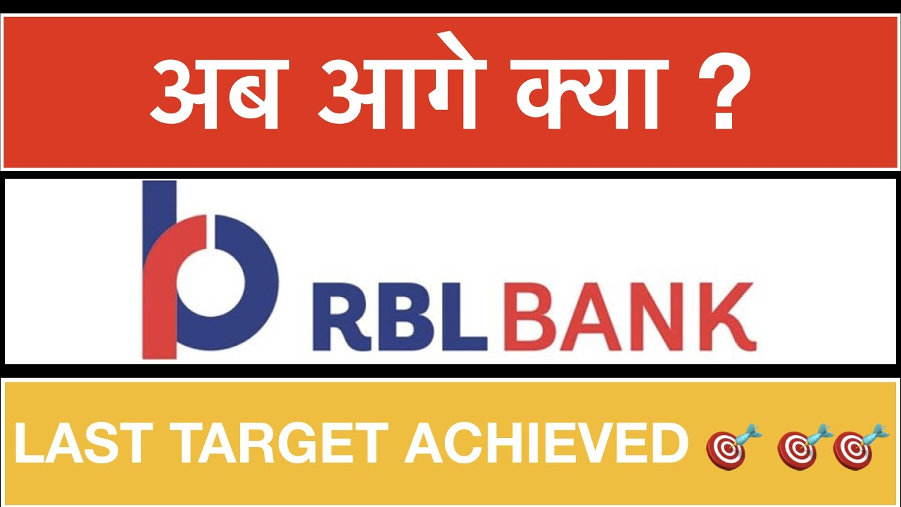 RBL BANK SHARE | RBL BANK SHARE NEWS | RBL BANK SHARE LATEST NEWS | RBL BANK SHARE ANALYSIS | - YouTube
