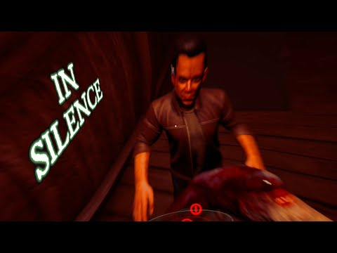 I play as the Monster to hunt my friends - In Silence Gameplay  