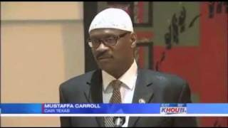 Video: CAIR-Houston Rep Says