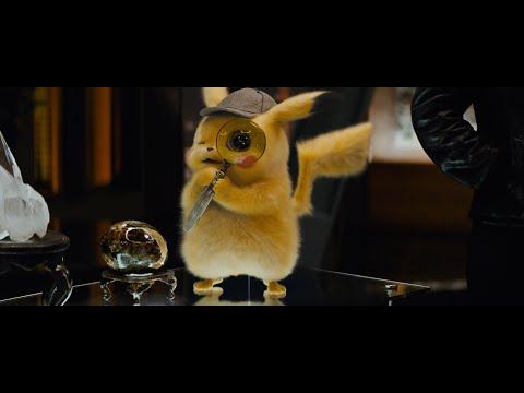 POKÉMON Detektyw Pikachu– Oficjalny zwiastun #2