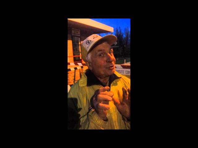 Re del Po a Boretto RE 13-11-2014 intervista a cura di  Flower Terry