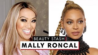 Celebrity Makeup Artist Mally Roncal