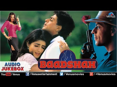Baadshah Audio Jukebox | Shahrukh Khan, Twinkle Khanna |