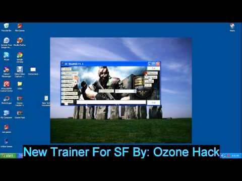 SF Trainer V1.1