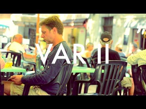 VAR II • Isaac Pevy