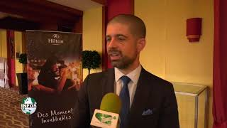 Hilton Yaounde lutte contre le Trafic Humain et l'esclavage