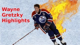 Wayne Gretzky Highlights, The Greatest One