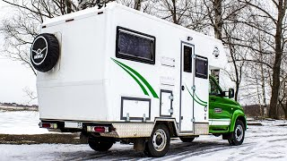 Автодом на базе УАЗ Профи! Дом на колесах 4Х4   УАЗ Кемпер.