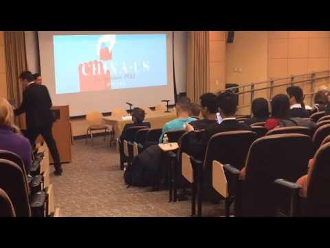 David Rawson Memorial Lecture 2017