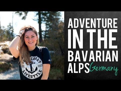 Adventure In The Bavarian Alps // Germany Trip Review {+ Drone}