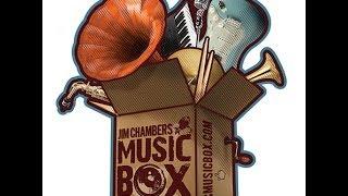 Jim Chambers Music Box Presents: :40 second walk thru THE BOX!