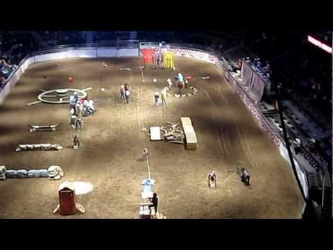 Calgary Stampede 2012 Horse exhibition