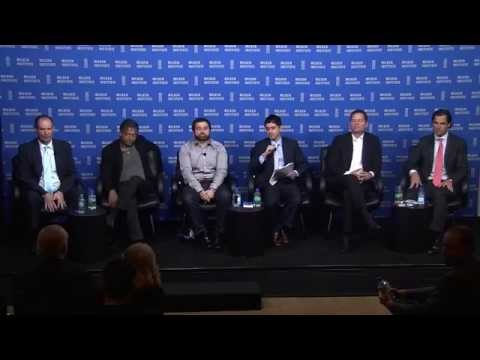 Milken 2014: Crowd Capital and Online Finance