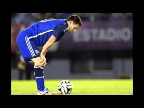 Lionel Messi vomits in World Cup final