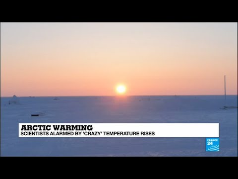 Arctic warming: Scientists alarmed by ''crazy'' temperature rises