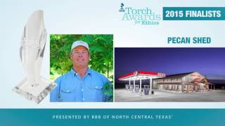 BBB 2015 Torch Awards Finalists -  Wichita Falls, Texas