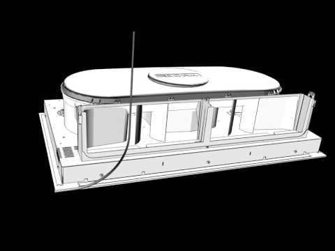 vertikalgrill von https doovi. Black Bedroom Furniture Sets. Home Design Ideas