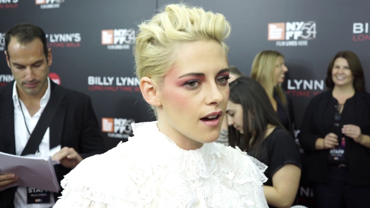 'Billy Lynn's Long Halftime Walk' Red Carpet | NYFF54