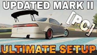 [PC] Updated Samurai II Ultimate Setup (Toyota Mark II JZX 90) | CarX Drift Racing Online
