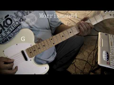 LAST TRAIN TO CLARKSVILLE - The Monkees - Guitar Cover