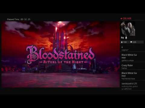 Silent Rob Fragments - Bloodstained: Ritual of the Night  