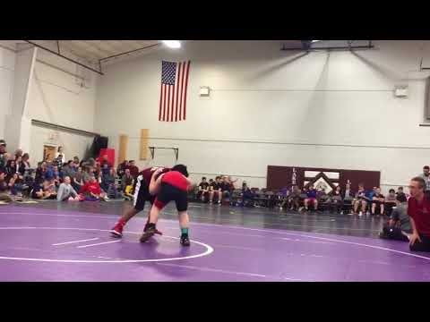 Kendall 1st place match
