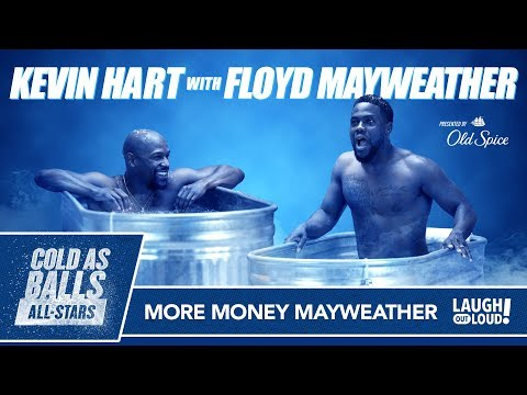 D-Strong - Kevin Hart & Floyd Mayweather Sit Down And Put Their Balls On Ice!