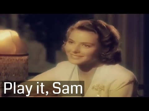 Play It, Sam | Casablanca (1942) | Colour