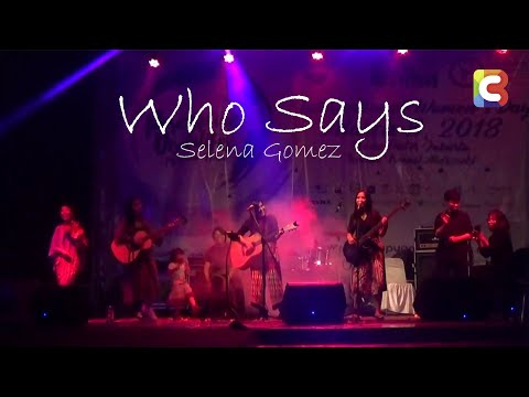 Selena Gomez - Who Says (Vocal And Bass Cover) With Sisterhoodgigs