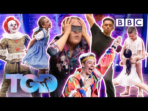 TOP Auditions The Final 12! 👏 🏆 - The Greatest Dancer - BBC