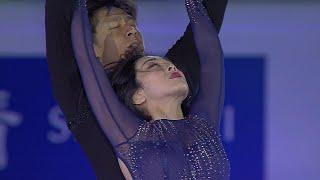 Суй Вэньцзин - Хань Цун. Показательные выступления. Финал Гран-при по фигурному катанию 2019/20