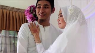 The Wedding of Anis Amalina & Amirol Asraf