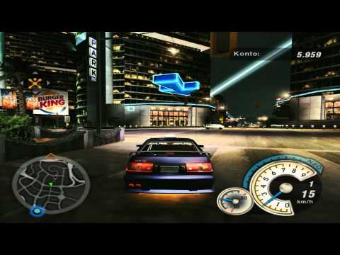 Let's Play Need for Speed Underground 2 part 61 (german)