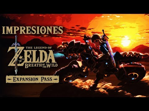 Impresiones The Legend of Zelda: Breath of the Wild - Expansion Pass | 3GB