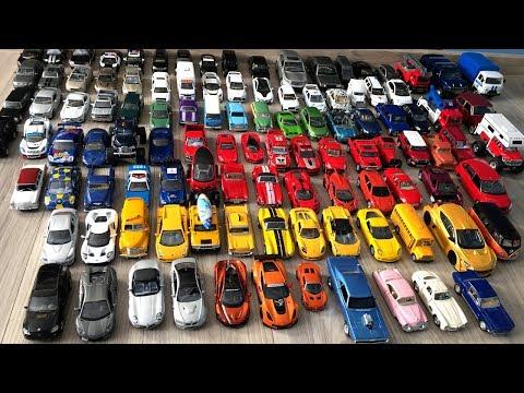 Машинок много не бывает. Машинки игрушки Kinsmart и другие. Cars Collection
