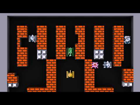 Battle City Vs Tanki Online