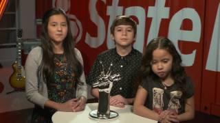 Carmen, Daniel y Katherine, ¡pura diversión en los ensayos!  | La Voz Kids 2016