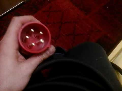 Как подсоединить / подключить вилку / розетку на 380В. Где какой цвет и чё куда вставлять