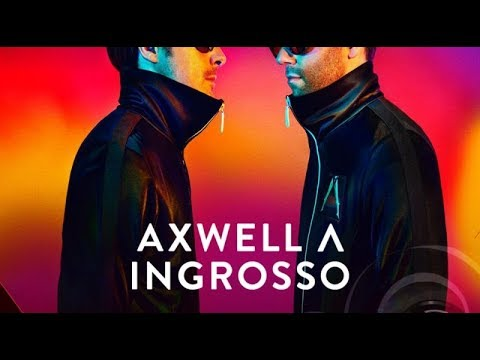 Axwell /\ Ingrosso - Dancing Alone ft. RØMANS